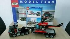 LEGO Modell Team 5590, Truck mit Heli auf Trailer OVP !
