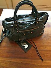 Authentic Balenciaga Paris Black Le