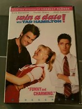 Win a Date with Tad Hamilton! (DVD, 2004, Widescreen) BRAND NEW FACTORY SEALED