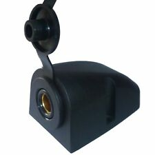 15A Hella / DIN Power Socket - Marine Quality - with Surface Mounted Holder 12V