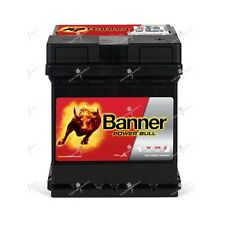 Battery car WITHOUT PERMIT Banner Power Bull P4208 12v 40ah 390A 175X175X190mm