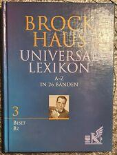 Brockhaus Universal Lexikon von A-Z in 26 Bänden /3