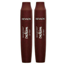 Revlon Kiss Cushion Lip Tint - 280 Chocolate Pop NEW Sealed - LOT OF 2