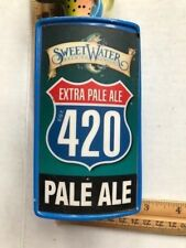 BEER TAP HANDLE by Marco SWEET WATER BREWING COMPANY PALE ALE