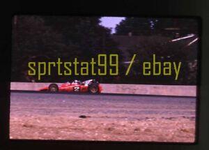 1969 Mario Andretti #2 Brawner/Ford - USAC Trenton 200 - Vintage 35mm Race Slide