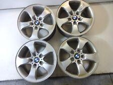 36113417393 SET 4 CERCHI IN LEGA DA 17 POLLICI 5 FORI 8JX17 EH2 ET 46 BMW X3 2.0