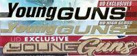 UD YOUNG GUNS EXCLUSIVES/YOUNG GUNS HIGH GLOSS.....YOU PICK! JOST/VRANA/...