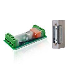 POPP - Electronic Z-Wave Door Opener Controller with Strike Lock