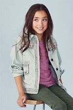 Next Girls' Denim Coats, Jackets & Snowsuits (2-16 Years)