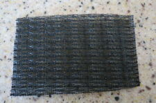 """* NEW PRODUCT* FENDER  BLACK  GRILL CLOTH 30"""" X 30"""""""