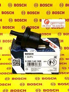 Audi - Volkswagen Vacuum Control Purge, Vent Valve - BOSCH - 0280142308 - OEM VW