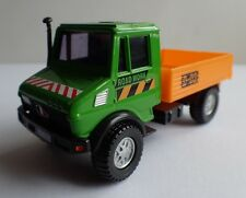 HONGWELL MERCEDES BENZ UNIMOG TRUCK GOOD CONDITION DIECAST SHIPPING + TRACKING