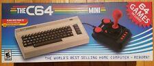 C64 Mini Retro Console 64 Commodore USB Game Console - Includes 64 Games **NEW**
