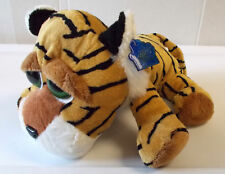 Pauly-D Peeper Tiger Cub Russ Plush Applause Stuffed Animal 10' NWT