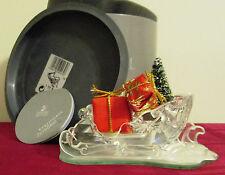 Swarovski Crystal figurine Sleigh Free shipping