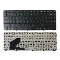 US Keyboard HP PAVILION SLEEKBOOK ULTRABOOK 14B 14-B000 14-B001 14-B100 w/ Frame
