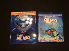PLAYED 1X Finding Nemo Collector's Edition Blu-ray Best Buy Exclusive Steelbook