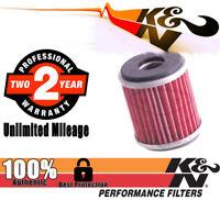 K&N Oil Filter for HM-Moto/Vent-Moto / TM Racing