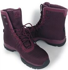 Nike Air Jordan Mens size 10.5 Future Night Maroon Red Infrared Ankle Boots New