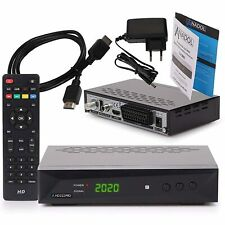 HD sat receiver PVR Ready con función de grabación Anadol 222 pro dvb-s2 HDMI SCART