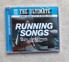 """CD AUDIO MUSIQUE / VARIOUS """"THE ULTIMATE RUNNING SONGS"""" 2XCD COMPILATION NEUF"""