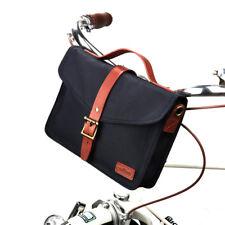 Tourbon Cycling Bike Panniers Shoulder Pad Carry Bag Handlebar Frame Saddle Case