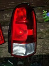 2006 2007 2008 2009 Chevrolet Uplander Passenger Right Tail Light