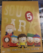 South Park - The Complete (5th) Fifth Season Dvd Sealed Free Shipping