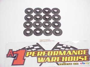 """16 Manley Valve Spring Seat Locators 1.490""""- .795"""" Locator-.565"""" I.D."""