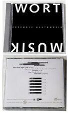 ENSEMBLE WORT & MUSIK Wortmusik .. WDR CD TOP