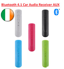 Bluetooth 4.1 Stereo Audio Receiver Car AUX 3.5mm Jack Handsfree Call Adapter