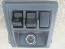 1998-99-2000-01-02 Jeep Wrangler TJ  Dash Switch Panel with Switches 02
