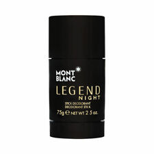 Montblanc Legend Night for Men 2.5 oz Deodorant Stick Brand New