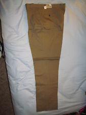 Mens Original Authentic Vintage KYBER Khaki Tan 40R Dress Pants Slacks Chinos!