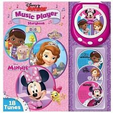 NEW - Disney Junior Music Player Storybook by Disney Junior