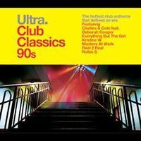 Ultra Club Classics '90s by Various Artists (CD, Nov-2003, Ultra Records)
