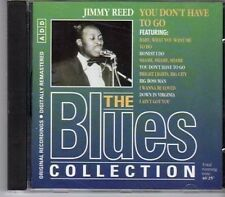 (CA226) Jimmy Reed, You Don't Have To Go - 1994 The Blues Collection CD No 018