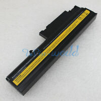 6Cell NEW Laptop Battery For IBM Thinkpad T40 T41 T42 T42P T43 R50
