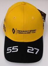 Genuine Renault Formula 1 Baseball Cap 2018 F1