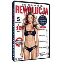 REWOLUCJA Ewa Chodakowska -  plyta DVD