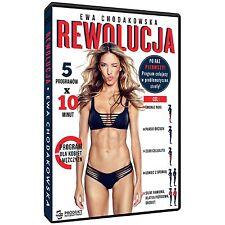REWOLUCJA, Ewa Chodakowska -  plyta DVD
