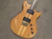 Westone Thunder I electric guitar - 1982 - Matsumoku Japan.