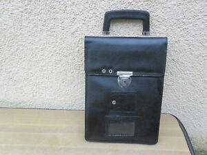 DDR Aktentasche Ledertasche Schultasche Schulranzen Tasche 2 Schlüssel