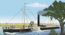 Lindberg [LND] 1:96 Fulton's Clermont Paddle Wheel Steamship HL200 LND200