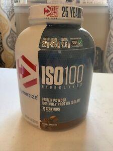 Dymatize ISO100 Gourmet Chocolate 5 LB