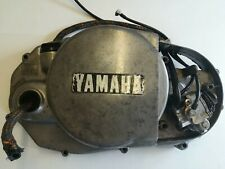 YAMAHA RD250 RD400   Right hand clutch cover case with RD250 E/F oil pump