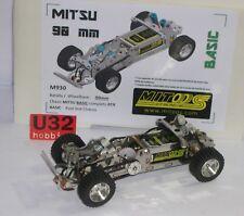 MITOOS M930 CHASIS MITSU RAID COMPLETO RTR BASIC BATALLA 90mm