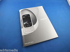Original Nokia 6303 Classic Manual Book German instructions Mobile Phone New