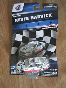 Kevin Harvick #4 Mobil 1 NASCAR AUTHENTICS Sealed New In Package!