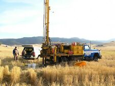 Geotechnical & Environmental Soil Sampling Drilling Rig